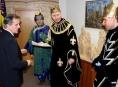 """""""C†M†B† 2013"""" Tři králové koledovali u hejtmana Jiřího Rozbořila"""