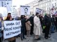 FOTO: Jak končil Palachův týden v Praze