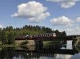 Jak se cestuje vlakem po Skandinávii