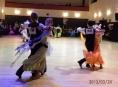 Šumperští tanečníci přivezli z Brna zlato, stříbro i brambory