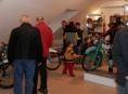 """Foto:Výstava """"Historické motocykly"""" byla zahájena"""