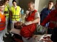 FN Olomouc naráz ošetřila šedesát zraněných