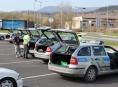 FOTO: Policie kontrolovala řidiče na Jesenicku