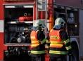 V noci z pátku na sobotu likvidovali hasiči požár v Šumperku a Moskovicích