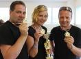 Záchranáři urgentního příjmu FN Olomouc vyhráli mezinárodní soutěž na Slovensku
