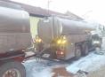 Při dopravní nehodě na Prostějovsku vyteklo tisíc litrů mléka