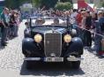 Dámský klub historických vozidel pořádá v Zábřehu soutěž autoveteránů