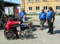 Šestý ročník výcviku obcí pro civilní ochranu se konal na Lužích