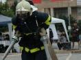 Extrémně náročná soutěž hasičů v Olomouci je připravena