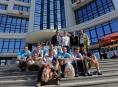 Extrémně náročná soutěž hasičů v Olomouci zná své vítěze