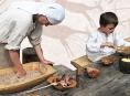 Pravěká hostina – zpracování potravin a příprava pokrmů