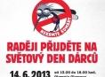 """""""Nekrmte komáry! Radši darujte!"""" nová kampaň FN Olomouc"""