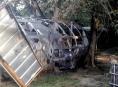AKTUALIZOVÁNO:Od sobotního rána vyjížděli hasiči již ke třem požárům