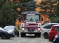 FOTO:Šumperští hasiči testovali průjezdnost ulic