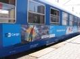 """Devátý """"Preventivní vlak"""" přijde do Olomouce a Šumperka"""