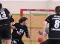 HÁZENÁ:TJ Šumperk vs TJ Fatra Slavia Napajedla 24:22