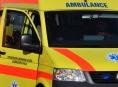 Řidič v Hanušovicích srazil chodce na přechodu
