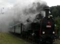 Mikulášké vlaky potáhnou lokomotivy Kocúr a Krémák