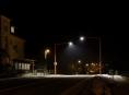 Olšany konečně získaly osvětlený přechod pro chodce