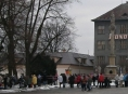 Mariánský sloup v Zábřeze letos slaví tři sta let