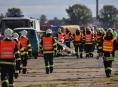 Nejvíce případů řešili hasiči v Olomouci, nejméně v Jeseníku