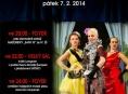 Maškarní ples v Divadle Šumperk se koná letos již po třinácté