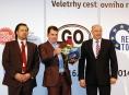 Jesenické lázně patří mezi úspěšné na veletrhu GO v Brně