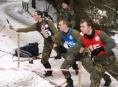 Nejnáročnější zimní soutěž Armády ČR v Jeseníkách odstartovala