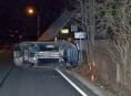 Leknutí řidiče a nepozornost! Příčiny nehod na Jesenicku