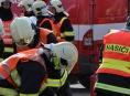 Silný vítr zaměstnává hasiče v Olomouckém kraji