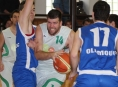 BASKET:TJ Šumperk vs SK UP Olomouc  69:62