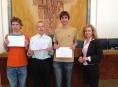 Matematickou olympiádu ČR vyhrál student Pavel Turek z Olomouce