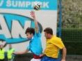 FOTBAL:SAN-JV Šumperk vs Určice 0:2