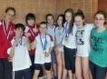 Šumperským plavcům se daří. Získali 40 medailí za dva měsíce