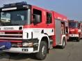 Profesionální hasiči v Šumperku změnili sídlo
