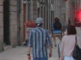 Cyklistku po pádu z kola v Olomouci okradli