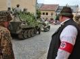 Na Masarykově náměstí v Zábřehu znovu bojoval wehrmacht