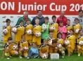 Šumperská fotbalová přípravka r.2004 vyhrála turnaj v Olomouci