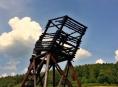 Žhář v Olomouckém kraji se zaměřil na posedy