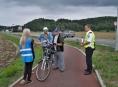 Šumperský dopravní inspektorát se zaměřil na cyklisty