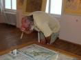 Výstava Paměť map zahájila v Šumperku svoji třetí část