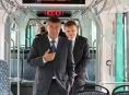 Babiš se v Šumperku projel tramvají