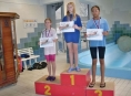 Úspěch plavkyně Ivy Gieselové z PK Zábřeh