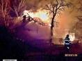 Šest jednotek hasičů likvidovalo noční požár u Jakubovic