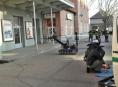 Provoz na olomouckém nádraží na hodinu zastavilo anonymní oznámení