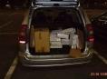Celníci zadrželi 100 tisíc kusů cigaret a 21 kilo tabáku bez dokladů