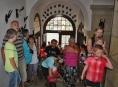 Návštěvnická sezona na zámku Úsov opět ožívá