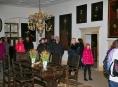 FOTO: Zámek Velké Losiny zahájil sezonu s 350 tulipány