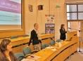 Studenti v Olomouci diskutovali se zástupkyněmi OSN