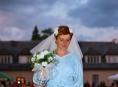 Svatební róby oslnily šumperské muzeum